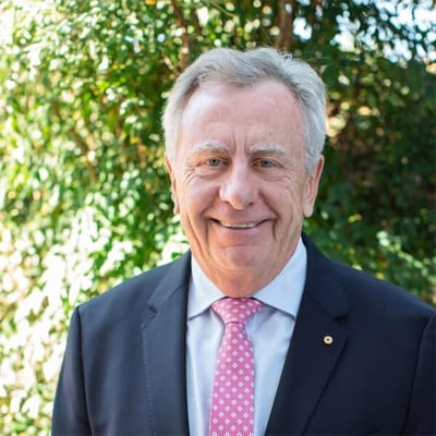Photo of Hunter Primary Care Chair, Mr Richard Anicich AM