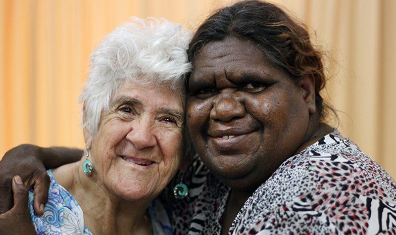 image of Aboriginal women